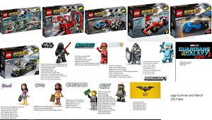 minecraft ferrari new lego summer 2017 sets found on a dutch web site minifigure