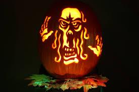 Funny Halloween Pumpkin Designs - 30 best cool creative u0026 scary halloween pumpkin carving ideas 2013