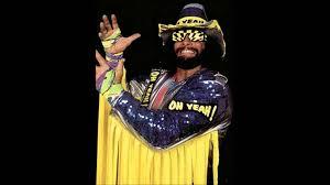 Randy Savage Halloween Costume Macho Man Randy Savage 1st Wcw Theme