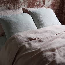 stone washed bed linen duvet by linenme notonthehighstreet com