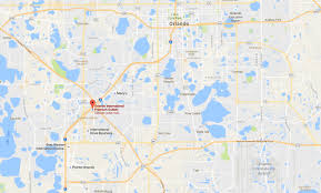 Orlando Premium Outlets Map by Lemon Heaven Freshly Squeezed Lemonade