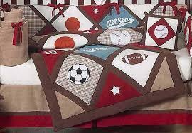 Sport Crib Bedding All Sports Crib Bedding Set By Sweet Jojo Designs 9