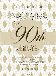 90th birthday invitations printable tags 90th birthday