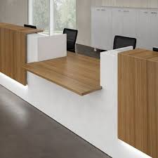 Counter Reception Desk Mostradores Buscar Con Pinteres