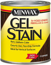 how much gel stain do i need for kitchen cabinets minwax 660910000 gel stain quart coffee