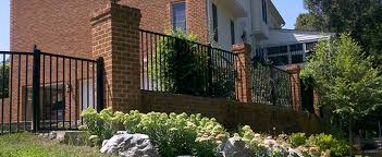 ornamental aluminum fencing va ornamental steel fence richmond