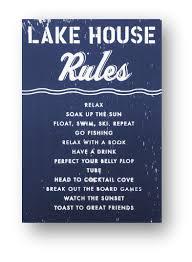 lake house party ideas