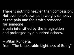 The Unbearable Lightness Of Being The Unbearable Lightness Of Being Milan Kundera I Read This When