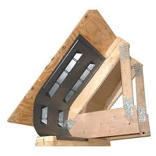 Smart Vent Roof Ventilation Amerimax Home Products 41 In X 22 In Accuvent Vinyl Attic Airway