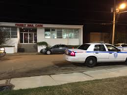 nail salon robbed in jackson