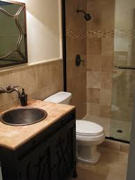 Bronze Faucets For Bathroom by Small Bathrooms With Bronze Fixtures Traditional Bathroom With