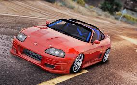 tuned supra toyota supra add on stock tuning gta5 mods com