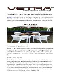 Manufacturers Of Outdoor Furniture by 156 Best Vetra Furniture Images On Pinterest Outdoor Furniture