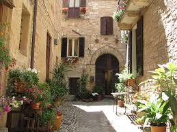 spello wonderful town which attracts with its own beauty