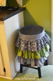 25 unique stool covers ideas on pinterest stool cover crochet