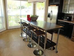 stainless steel kitchen island on wheels stainless steel kitchen island on wheels pixelkitchen co
