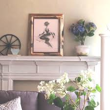 fetco home decor frames styling your mantel daley decor with debbe daley