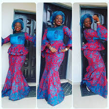 skirt and blouse check out beautiful ankara skirt and blouse styles combinations