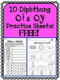 free word sort diphthongs ou ow and long o pattern ow first