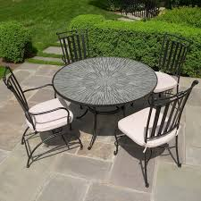 Mosaic Patio Table And Chairs 21 Best Abaciscus Mosaic Tables Images On Pinterest Mosaic