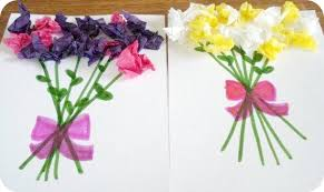 cheap mothers day gifts on the cheap frugal s day gift paper flowers