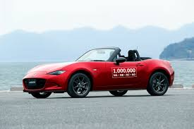 mazda car symbol mazda produces one millionth mazda mx 5 miata inside mazda