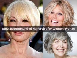 hairstyle for women over 50 with long nose most recommended hairstyles for women over 50 hairstyle for women