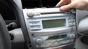 2007 toyota camry kits gta car kits toyota camry 2007 2011 install of iphone ipod and