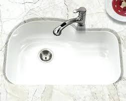 Porcelain Kitchen Sink Australia Porcelain Enamel Single Bowl Kitchen Sink White Undermount 30