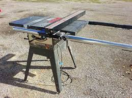 Craftsman Portable Table Saw Fence Upgrades For Craftsman Table Saw By Jarodmorris
