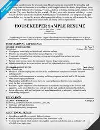 sample resume housekeeping comedian resume sample resume