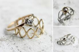 nature inspired engagement rings nature inspired rings by moira k lime jewelry uncommon engagement