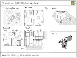 Cote D Azur Floor Plan by Chalet 2 Holiday Home Real Italia Boutique Property In Italy