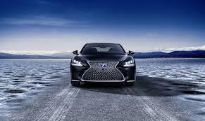 lexus is vs ls 2018 lexus ls 500h can hit 60 mph in 5 4 seconds autoguide com news