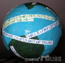 mama u0027s little muse our earth day pledge