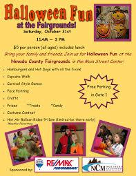 halloween fun day nevada county fairgrounds grass valley ca