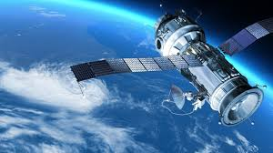 How do satellites stay in orbit around earth