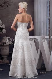wedding corset strapless wedding dresses with corset back naf dresses