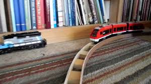 Build Your Own Wooden Toy Train by How To Make Lego Train Tracks Youtube