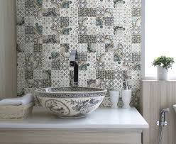 kitchen glass tile kitchen backsplash ideas glazed tile