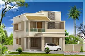 beautiful storey house photos modern villa plans with building