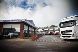 used volvo trucks volvo used truck opens trade and export centre in coventry