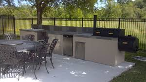patio kitchen islands outdoor kitchens smoker google search smoker grill ideas