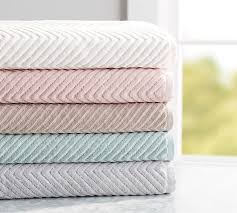How To Wash Colored Towels - solid bath towels pottery barn
