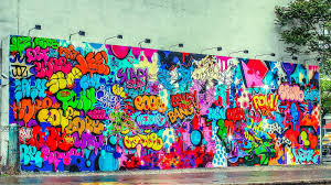 colorful cities colorful graffiti walls art buildings cities city colors graff