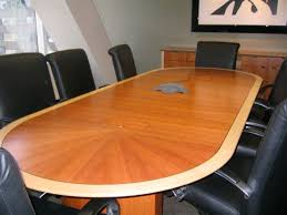 Racetrack Boardroom Table Racetrack Shaped Conference Tables Hardroxhardrox