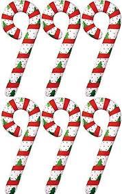 Large Christmas Decorations Amazon by Set Of 6 42