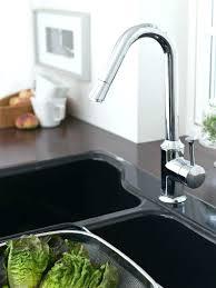 kitchen sink and faucet ideas modern kitchen sink faucets houseofblaze co