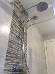 Wall Tiles Bathroom Feature Tile Ideas Tiles Bathroom Classic Home Tips Model Shower