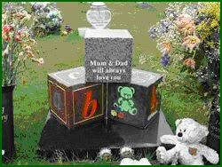 baby headstones personalized stones custom monuments child headstones http